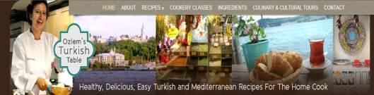 özlem turkish table