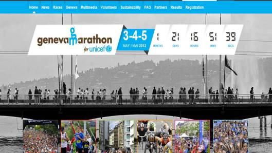 Cenevre maratonu